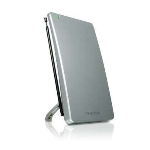 Philips SDV2730/27 HDTV/UHF/VHF/FM Digital Indoor TV Antenna