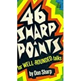 img - for 46 sharp points for well-rounded talks book / textbook / text book