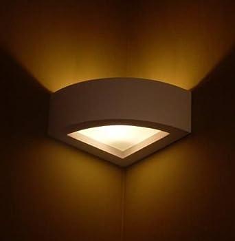 wandlampe wandleuchte lampe eck leuchte style 1002 dc825. Black Bedroom Furniture Sets. Home Design Ideas