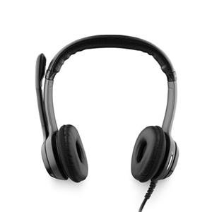 Logitech, B530 Usb Headset (Catalog Category: Headphones/Microphones / Headset/Mic Combos)