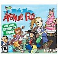 Avenue Flo with Bonus Strategy Guide Jewel Case