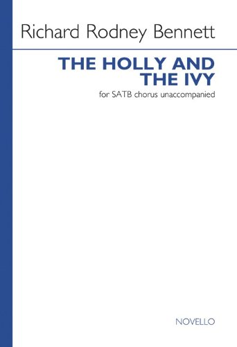 richard-rodney-bennett-the-holly-and-the-ivy-fur-satb-gemischter-chor