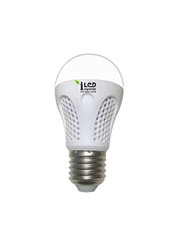 Imperial-4W-CW-E27-3526-1-Plastic-LED-Bulb-(Cool-White)