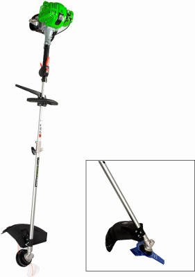 LEHR ST025DS 25cc Propane Powered 4-Stroke Detachable Straight-Shaft Eco Trimmer