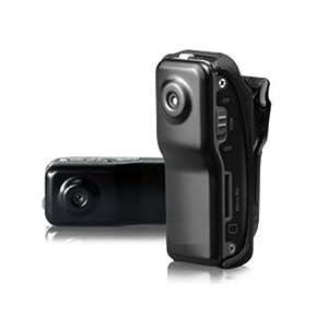 Videokamera Mini DV MD80 Spycam, Modellbaukamera und Webcam – kleinste digitale Videokamera der Welt !!! mit viel Zubehör!