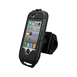Xplorer Weatherproof Case for iPhone 4 & iPhone 4S (Bike Mount Set)