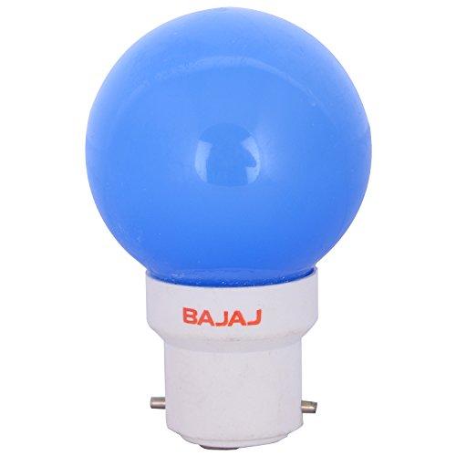 0.5W B22 LED Bulb (Blue)