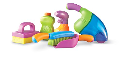 Learning Resources New Sprouts Clean It! Playset (6 Piece) JungleDealsBlog.com
