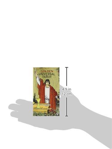 Golden Universal Tarot: Golden Universal Tarot Deck