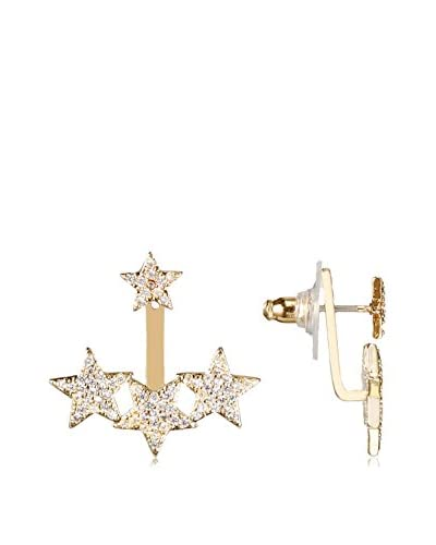 Chloe and Theodora Starlett Front/Back Earring