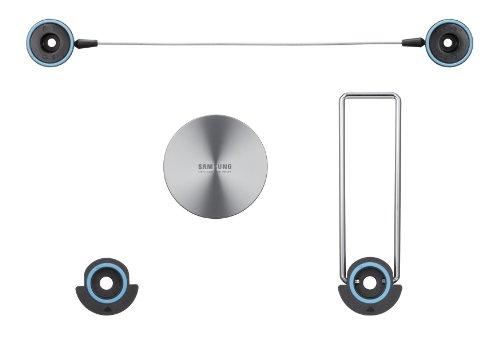 Samsung WMN2000AX/XC Supporto Ultra Slim per montaggio a parete di televisori al plasma della serie D6900 da 81,2 cm (32 pollici) fino a 101,6 cm (40 pollici)