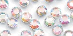 Darice 5mm Crystal Glass Stone 400/Pkg Iridescent 2704-87; 6 Items/Order