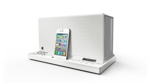 Soundfreaq SFQ-01AW Sound Platform Ghost Bluetooth Wireless Audio System - White