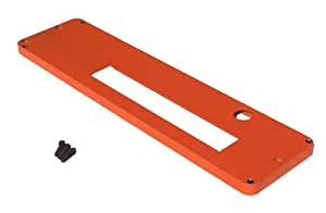 Ridgid r4511 10 inch table saw replacement dado throat for 10 dado blade for table saw