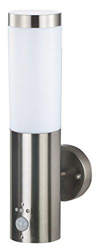 Grafner-Edelstahl-Auenleuchte-mit-Bewegungsmelder-Wandlampe-Wandleuchte-Fackel-E27-IP44