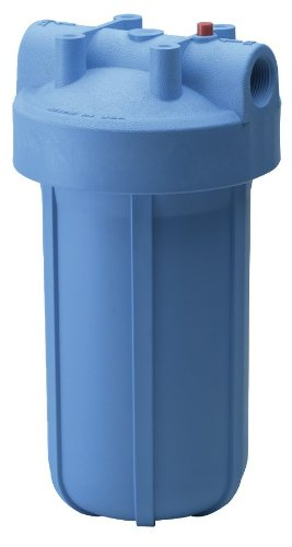 Culligan HD-950A 1-Inch Outlet/Inlet Heavy Duty Sediment Water Filter Housing, Opaque (Culligan Sediment Filter compare prices)