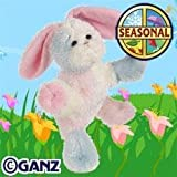 31CAQZl0OcL. SL160  Webkinz Cotton Candy Bunny / Rabbit Hot Easter Piece Limited Edition