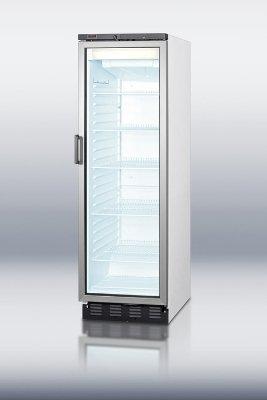 Summit Refrigeration SCFU1330FROST Glass Door Beer Froster w/ Digital
