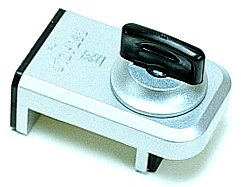 ノムラテック ウインドロック サッシ用補助錠 シルバー N-1041