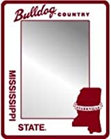 Mississippi State Bulldog Country Home Turf 4x6 Picture Frame
