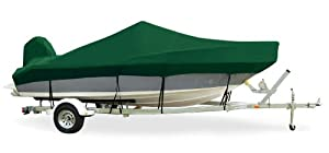 Taylor Made Products Trailerite Offshore Fishing Boat Cover O/B (Forest Green,19 Feet 5 Inch-20 Feet 4 Inch 102 Inch)