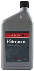 Honda Genuine 08200-9007 Dual Pump II Differential Fluid by Honda