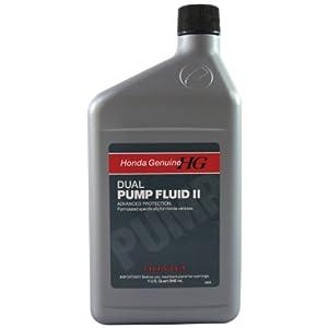 Amazon.com: Honda Genuine 08200-9007 Dual Pump II Differential Fluid
