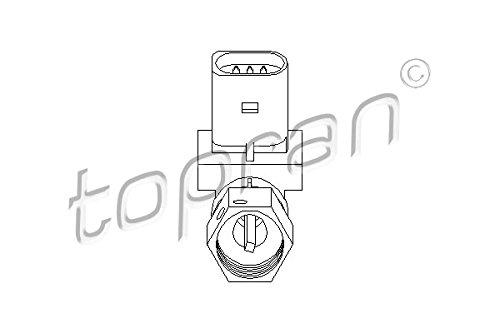TOPRAN Sensor für Wegstrecke, 109 750
