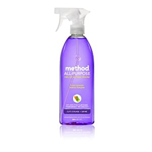Method All Purpose Cleaning Spray, Lavender, 28 Fluid Ounce (Pack of 4)