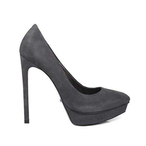 SCHUTZ 42970001 - Scarpa Con Tacco per donna, slate grey, taglia 40