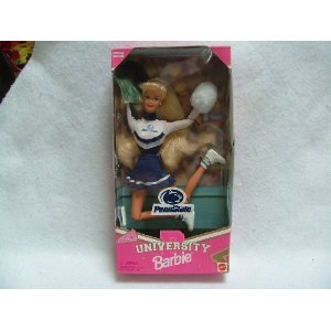 31CB%2BTsandL Reviews Penn State University Barbie Doll