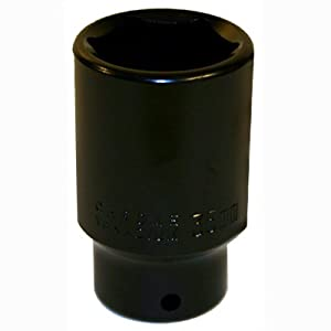 ToolShopUSA Air Impact Deep Well Socket - 1/2 Inch x 36 mm