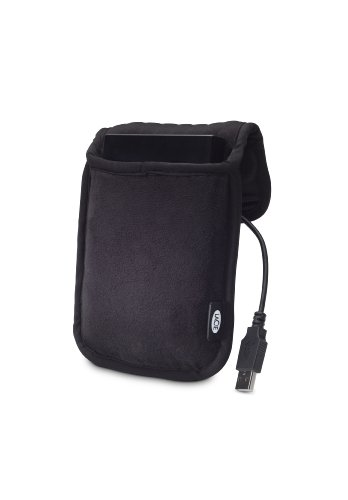 LaCie 130886 Coat 2.5-Inch Carrying Case for Rikiki, Rugged and other Portable Hard Drives (Black)
