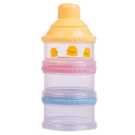 Piyo Piyo Non Spill Milk Powder Dispenser Gift, Baby, NewBorn, Child
