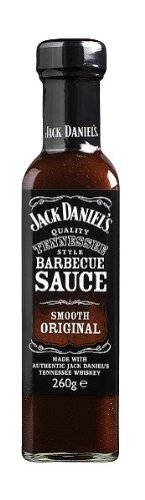 Jack Daniels Smooth Orginal Barbecue Grillsauce 260 g