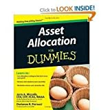 img - for Asset Allocation For Dummies 1st (first) edition book / textbook / text book