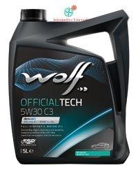 wolf-olio-motore-5-litri-officialtech-5w30-c3-5l