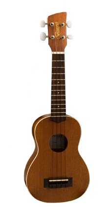 Brunswick Mahogany Soprano Ukulele  Aquila Nylgut 