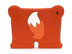 Griffin Fox KaZoo Animal Case for iPad mini, mini 2, and mini 3 - Everyone loves going to the zoo.
