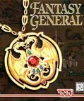 FANTASY GENERAL PC CDROM