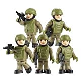 Character Building H.M. Armed Forces Royal Marines Commando Multi Pack