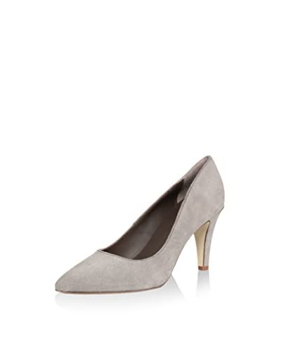 ROBERTO CARRIOLI Pumps grau