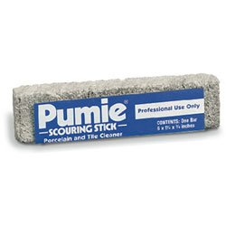 Zoom Supply Pumice Sticks, Commercial-Strength Pumie Toilet Bowl Scouring Cleaning Sticks -- Blast Away Stains, Scale & Scum Faster