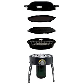 Cadac 6541HP Safari Chef Grill 5-in-1 Portable Cooking System