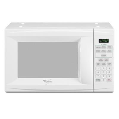 Whirlpool MT4078SP Compact Microwave Oven - 0.7 ft - 700W - White