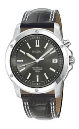 Seiko Men's Perpetual Calendar watch #SNQ047