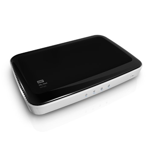 WD My Net N750 HD Dual-Band Router