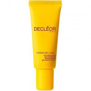 Face - Eyes & Lips by Decleor Harmonie Calm Relaxing Milky Gel-Cream For Eyes (Sensitive Skin) 15ml