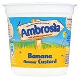 Ambrosia Banana Custard 150g