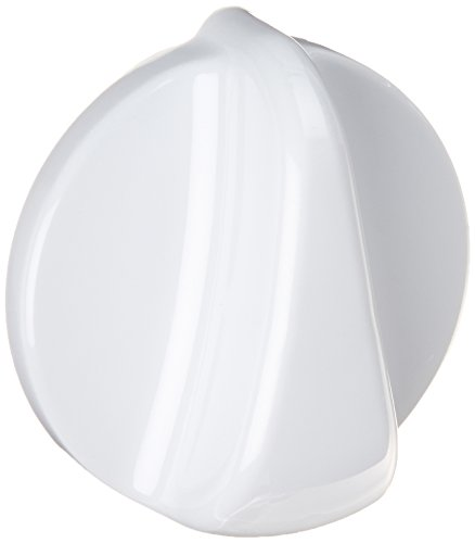 General Electric WB03K10034 Top Burners Knob, White (Ge Electric Range White compare prices)